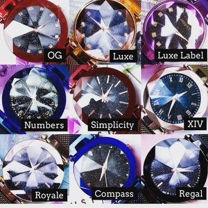 Authentic stardust watches